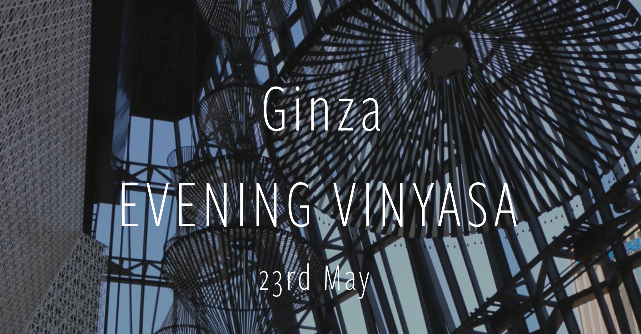 ginza_yoga_event