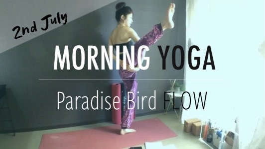 Youtube morning yoga live mikamika 0702